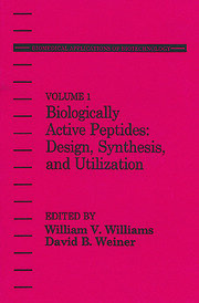 Biologically Active Peptides: Design, Synthesis and Utilization