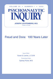 Freud's Unadorned and Unadorable: A Case History Terminable and Interminable