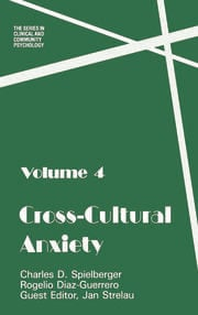 Cross-Cultural Anxiety