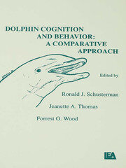 Dolphin Cognition and Behavior: A Comparative Approach