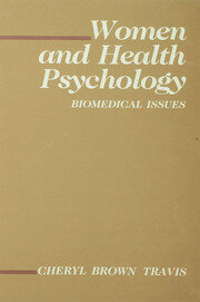 Women and Health Psychology: Volume II: Biomedical Issues