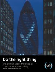 Do the Right Thing ASBURY & BALL - 1st Edition book cover