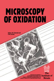 Microscopy of Oxidation