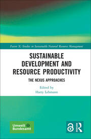Sustainable Development and Resource Productivity