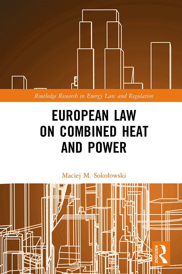 European Law on Combined Heat and Power