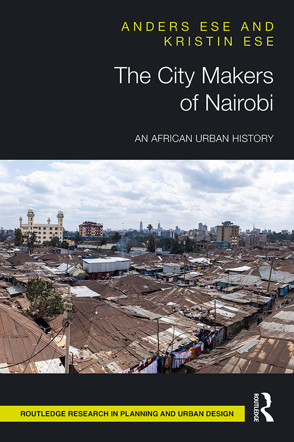 Urban identity                                 in the African settlements in Nairobi