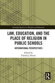 Legal Issues Surrounding the Teaching of Religion in Public Schools in the United States