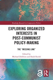 There Is No Tabula Rasa – the effect of varieties of communism on organizational formation rates in pre-transition interest group populations