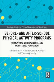 Implementing before- and after-school physical activity programs within the Whole School, Whole Community, Whole Child framework