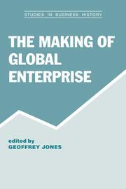 The Making of Global Enterprise