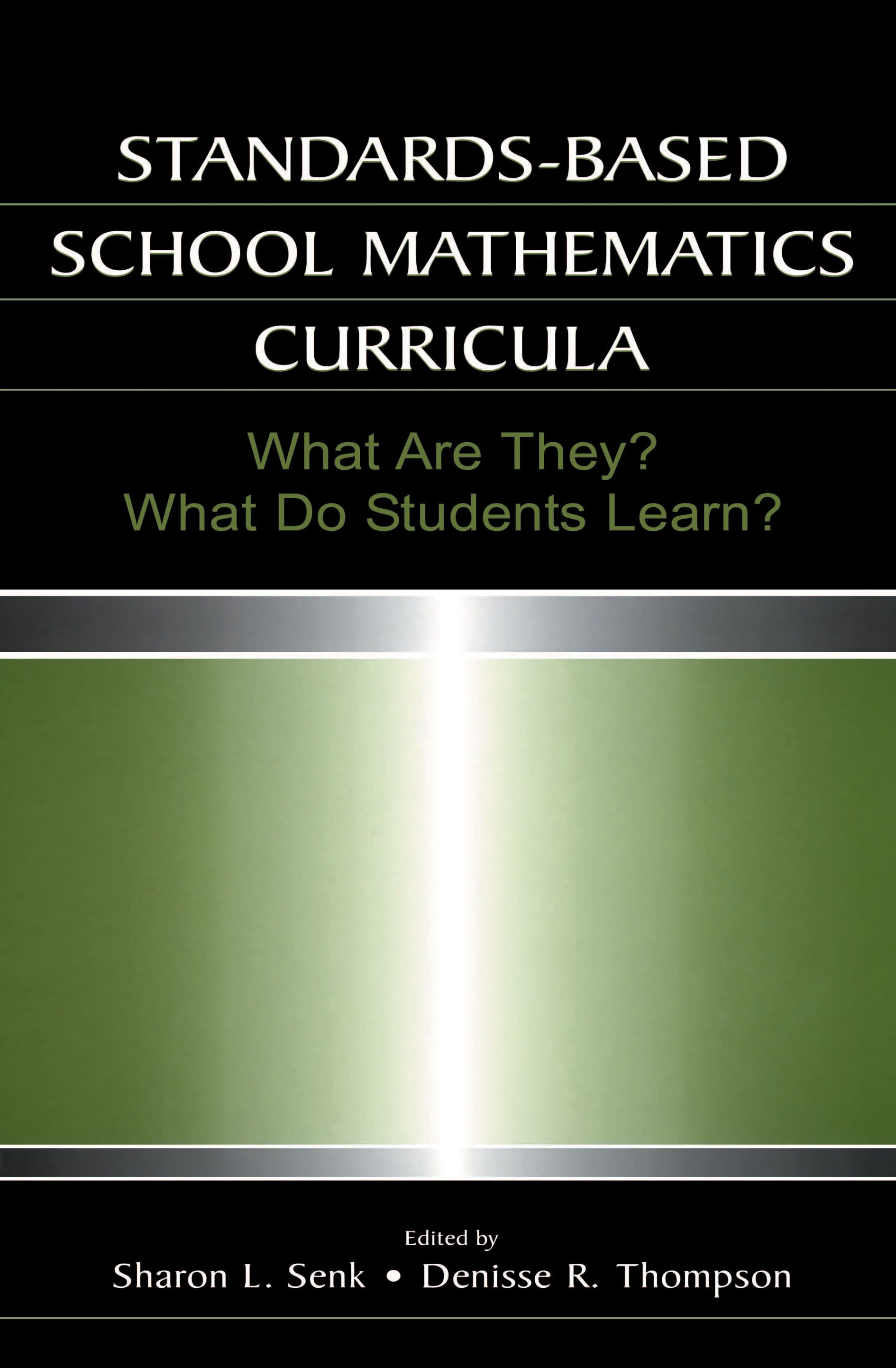 Student Attainment in the Connected Mathematics Curriculum
