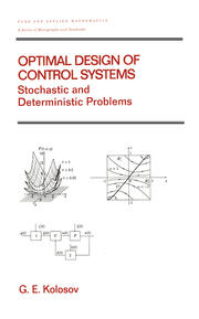 Optimal Design of Control Systems