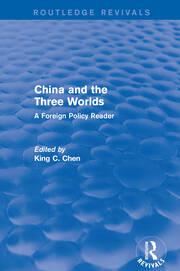 China and the Three Worlds
