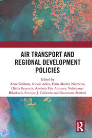 Air traffic control policy framework advancements vis-à-vis regional airports