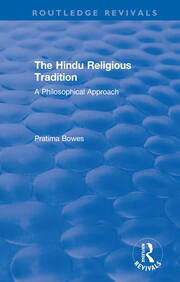 Truth and the Hindu Religious Tradition