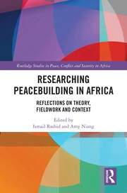 An overview of recent trends in African scholarly writing on peacebuilding1