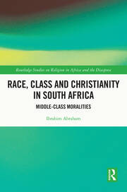 Middle-class moral insecurity in South Africa