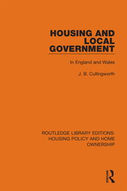 Housing and Local Government