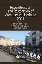 Reconstruction and Restoration of Architectural Heritage 2021