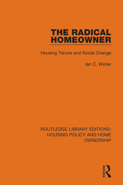 Housing Tenure and Inequality