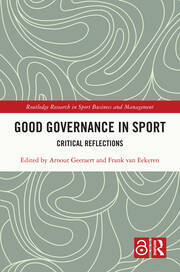 The role of sport                         governance consultants