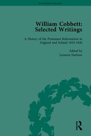 William Cobbett: Selected Writings