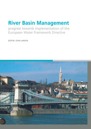 Sustainable river basin management: a dynamic model