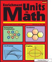 Enrichment Units in Math BOOK 2 Grades 4-6