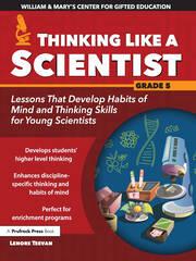 Thinking like a Scientist GRADE 5