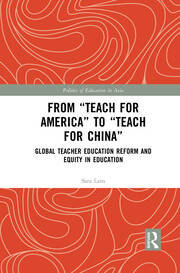 """From """"Teach For America"""" to """"Teach For China"""""""