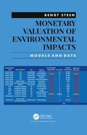 Monetary Valuation of Environmental Impacts