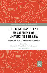 The Governance and Management of Universities in Asia