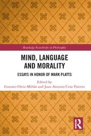 Mind, Language and Morality