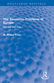 The Economic Problems of Europe