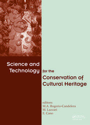 Science and Technology for the Conservation of Cultural Heritage