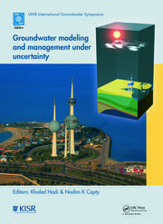 Groundwater Modeling and Management under Uncertainty: Proceedings of the Sixth IAHR International Groundwater Symposium, Kuwait, 19 - 21 November, 2012
