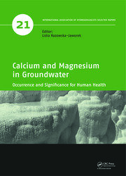 Calcium and Magnesium in Groundwater: Occurrence and Significance for Human Health