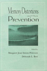 Memory Distortions and Their Prevention