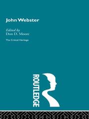 'Blackwood's' Reviews Webster, 1818