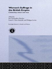 Women's Suffrage in the British Empire