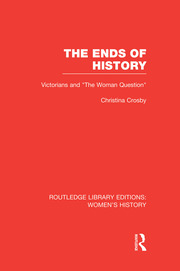 The Ends of History: Victorians and