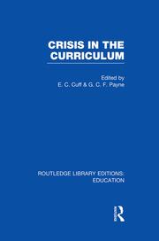 Crisis in the Curriculum