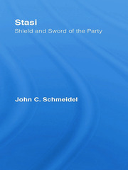 Stasi: Shield and Sword of the Party