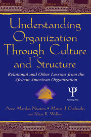 Understanding Organization Through Culture and Structure: Relational and Other Lessons From the African American Organization