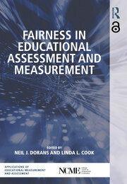 Fairness in Educational Assessment and Measurement