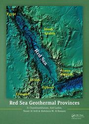 Red Sea Geothermal Provinces