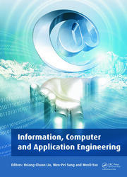 Information, Computer and Application Engineering: Proceedings of the International Conference on Information Technology and Computer Application Engineering (ITCAE 2014), Hong Kong, China, 10-11 December 2014