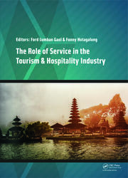 The Role of Service in the Tourism & Hospitality Industry: Proceedings of the Annual International Conference on Management and Technology in Knowledge, Service, Tourism & Hospitality 2014 (SERVE 2014), Gran Melia, Jakarta, Indonesia, 23-24 August 2014