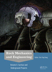 Rock Mechanics and Engineering Volume 5: Surface and Underground Projects