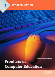 Frontiers in Computer Education: Proceedings of the 2nd International Conference on Frontiers in Computer Education (ICFCE 2014), Wuhan, China, December 24–25, 2014